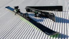 Skidtest: Elan Voyager – världens första vikbara skida för pist [2022]