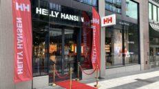 Helly Hansen öppnar sin första butik i Sverige