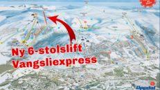 Ny 6-stolslift ger ännu bättre liftbaserad offpist i Oppdal