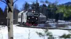 Fler tåg till Åre