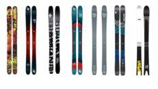 Bästa freeride skidor 2022
