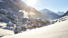 Mäktiga Alper och storslagen åkning i Ischgl