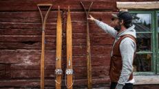 Greve Långböj – Sveriges mest unika skidtillverkare