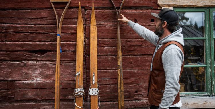 Sveriges mest unika skidtillverkare?