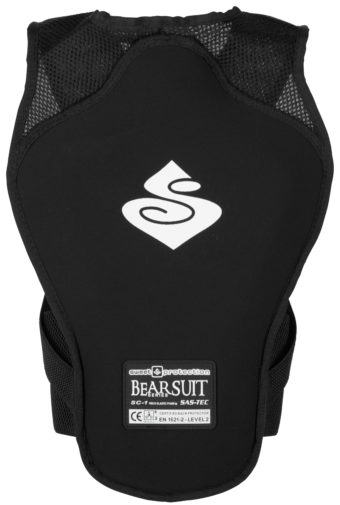 Sweet Bearsuit backprotector