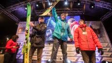 Reine Barkered om andraplatsen i FWT Chamonix