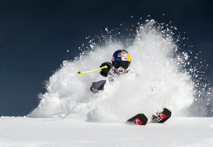 Åk skidor!