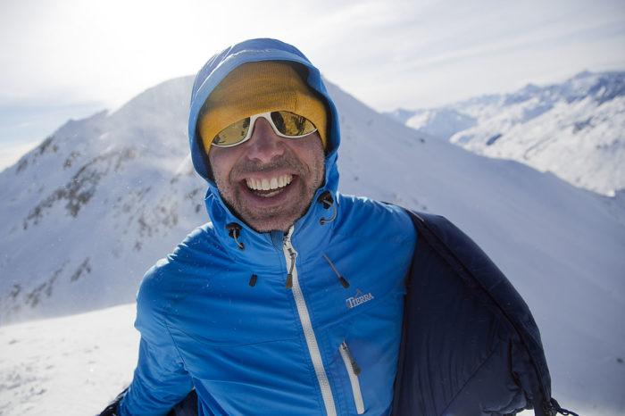 Christian Edelstam under Pure Andermatt 2014