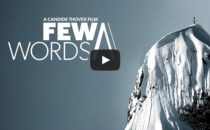 Candide Thovex – Few words (hela filmen)