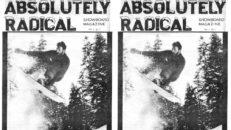 Snowboard – Grattis på din 30-årsdag