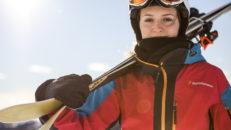 Mette Asp – Med både is och puder under skidorna