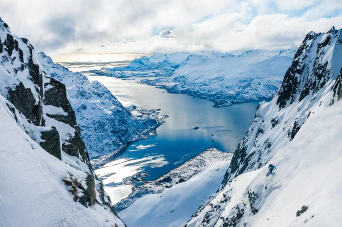 Kallsnö och fjordar i Slartibartfasts rike