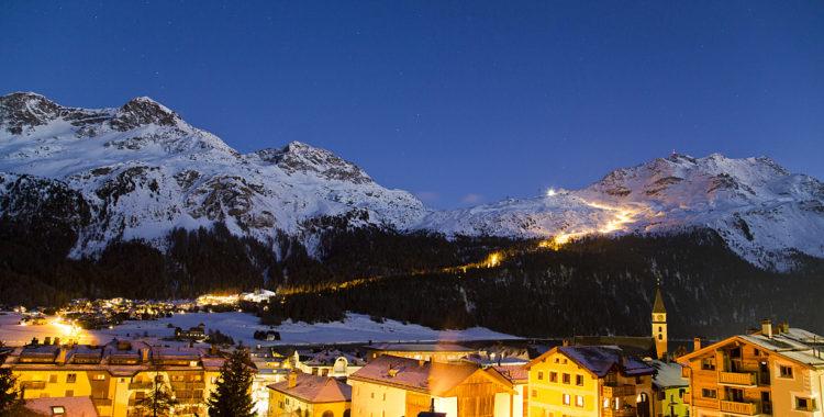 En tuff by i lyxförpackning - St Moritz