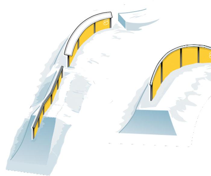 Du får bestämma designen av parken i Tänndalen i vinter