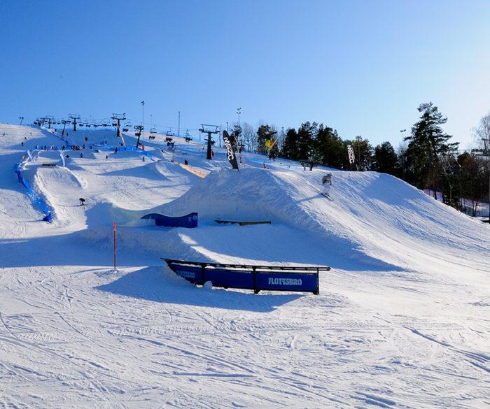 1,8 miljoner investeras i modernisering och effektivisering av snösystemet