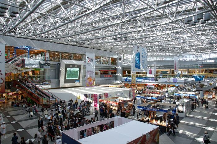Hokkaido New Chitose airport