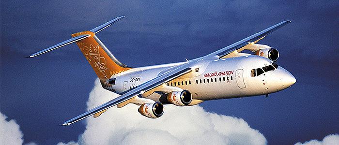 Tre nya flyglinjer till Åre med Malmö Aviation