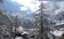 Över 70 cm snö på flera håll i alperna
