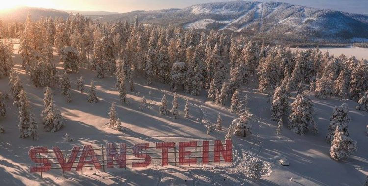 Svanstein - Ett Kanada i miniatyr