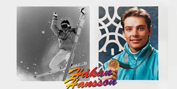 Håkan Hansson - OS-guldmedaljör och mannen bakom Jon Olsson