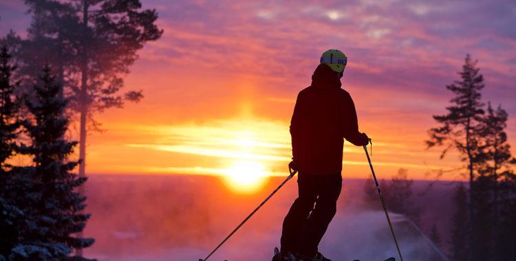 För åttio år sedan började den alpina historien i Kungsberget.