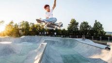 Skateboard-VM i Malmö