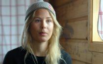 Matilda Rapaport hyllas i sin sista skidfilm