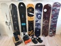 Snowboards och bindningar - Burton, YES, Lib Tech, Rome, Union