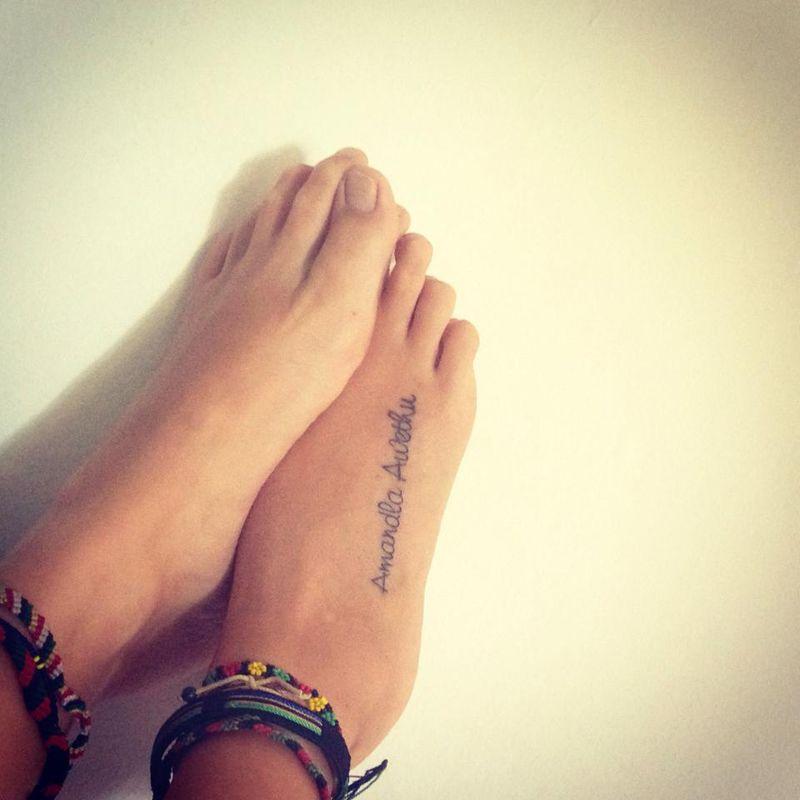 tatueringar flickor flickvän erfarenhet