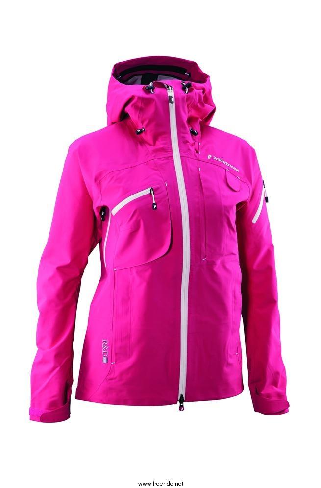 Peak Performance Heli Alpine Jacket recension Freeride