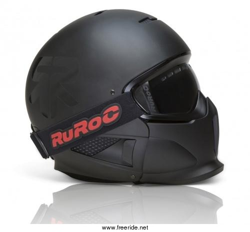 Ruroc RG-1 Core Matte Black