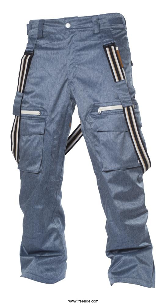Colour Wear Load Pant recension Freeride