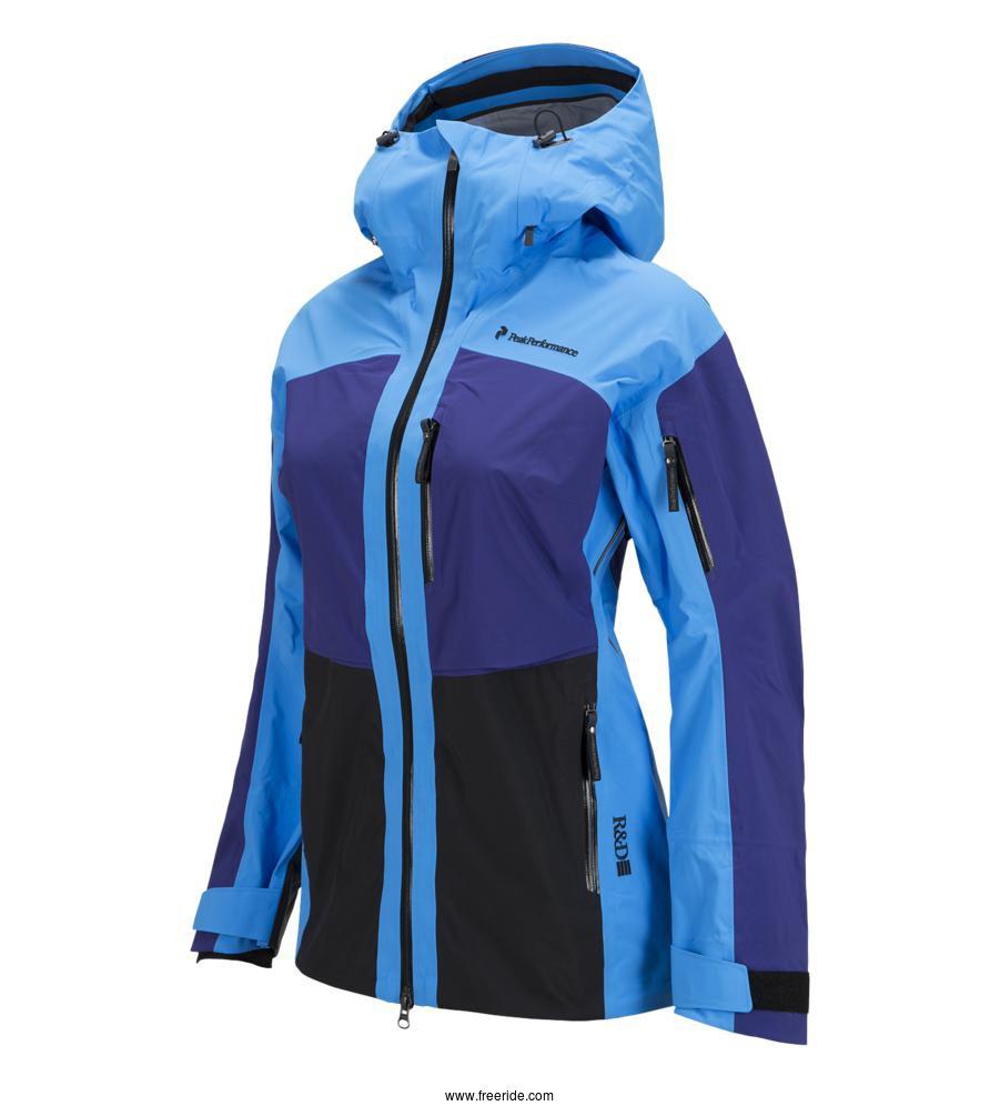 Peak Performance Women's Heli Gravity Jacket recension