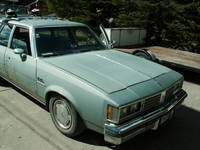 Oldsmobil Cutlass Cruiser 1981