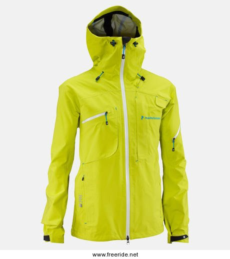 brand new 3b0ce 56d07 Peak Performance Heli Alpine Jacket (2011)